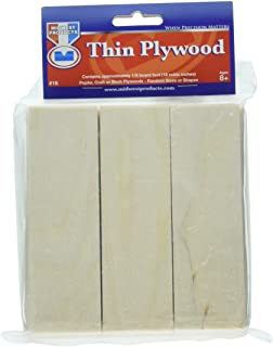 Midwest Products Thin Plywood