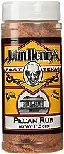 John Henry's Pecan Rub (11.5 oz)