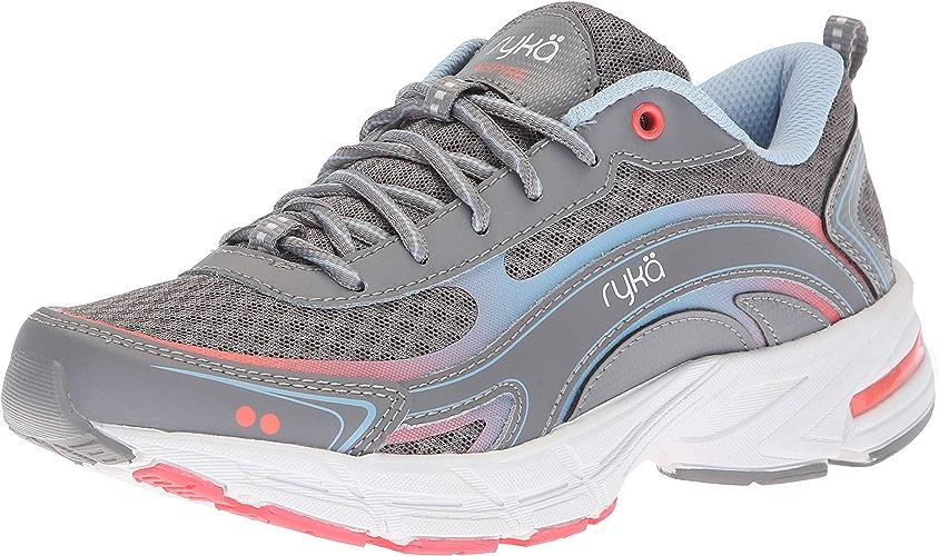 Ryka Wohommes Inspire en marchant chaussures, gris, 7.5 W US