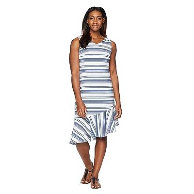 FIG Clothing Ima Dress (Alcove Stripe) Women