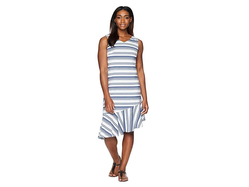 FIG Clothing Ima Dress (Alcove Stripe) Women