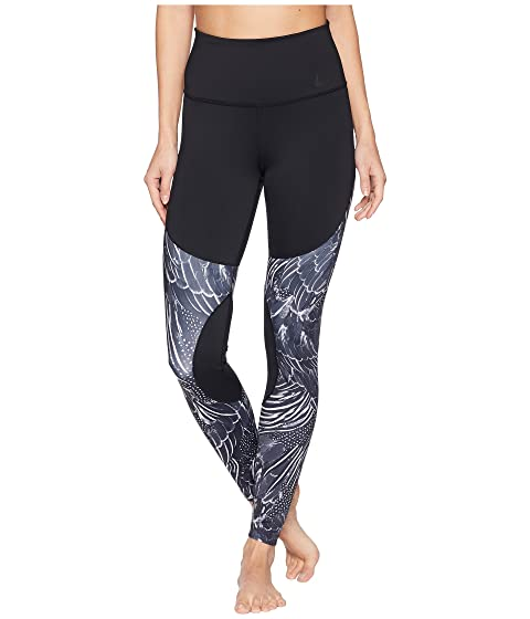 05e3220f64a45 Nike Gym Flutter Print Power Tights at 6pm