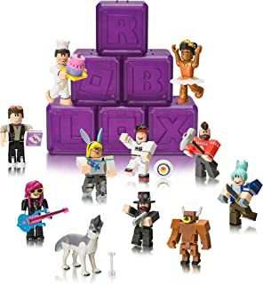 Roblox Celebrity Collection – Series 3 Mystery Figure 6-Pack [Includes 6 Exclusive..
