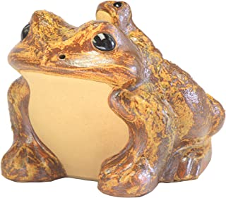陶里 『信楽焼』 蛙 2号 L82-34