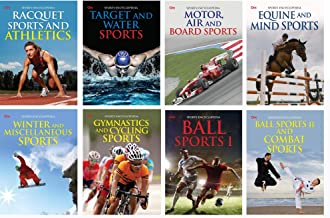 Encyclopedia of Sports ( Set of 8 Books) (Encyclopedias)