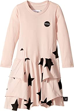 Nununu - Layered Star Dress (Infant/Toddler/Little Kids)