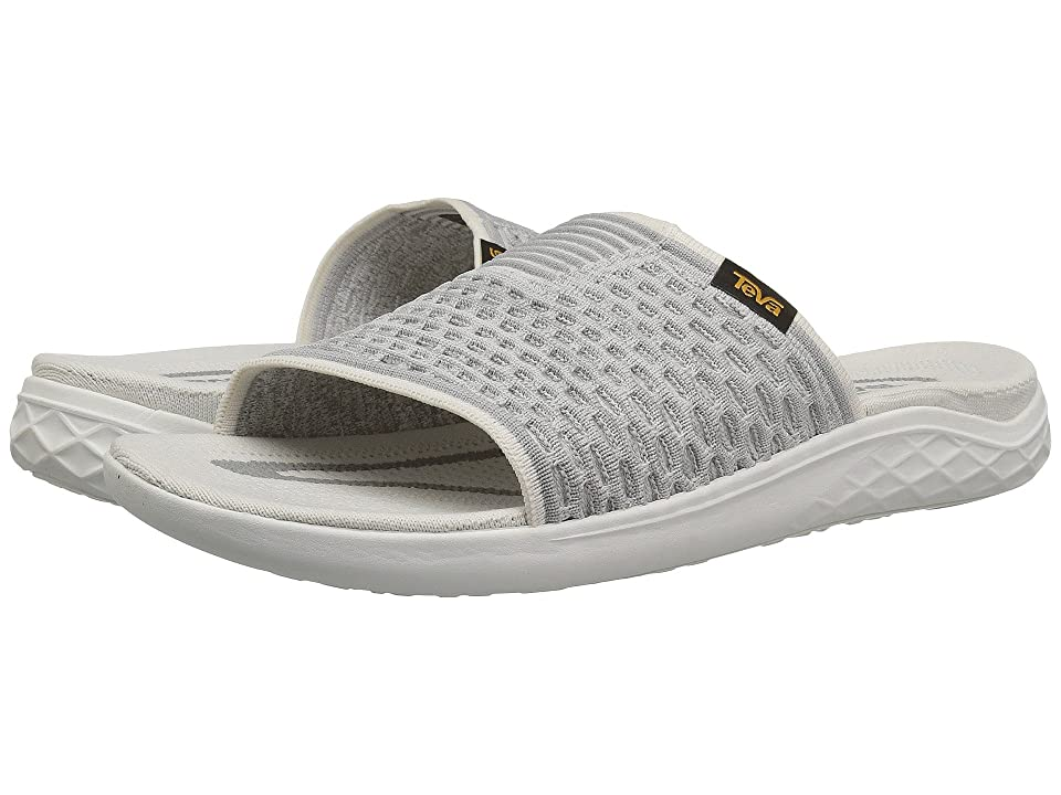 Teva Terra-Float 2 Knit Slide (Bright White) Men