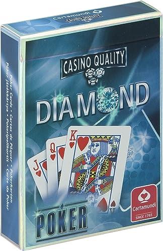 n ° 1 en línea Diamond Trump (azul) Tamaño Tamaño Tamaño de poker (japonesas Importaciones)  tienda de venta