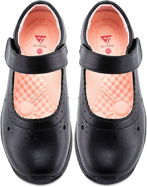 JABASIC Girls School Dress Flats Mary 55% OFF Philadelphia Mall Jane Shoes