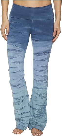 Rolldown Bootleg Flare Pants