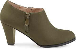 Journee Collection Sanzi Bootie womens Ankle Boots and Booties