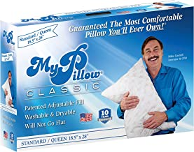 My Pillow Classic Series [Std/Queen, Firm Fill] Now Available in 4 Loft Levels