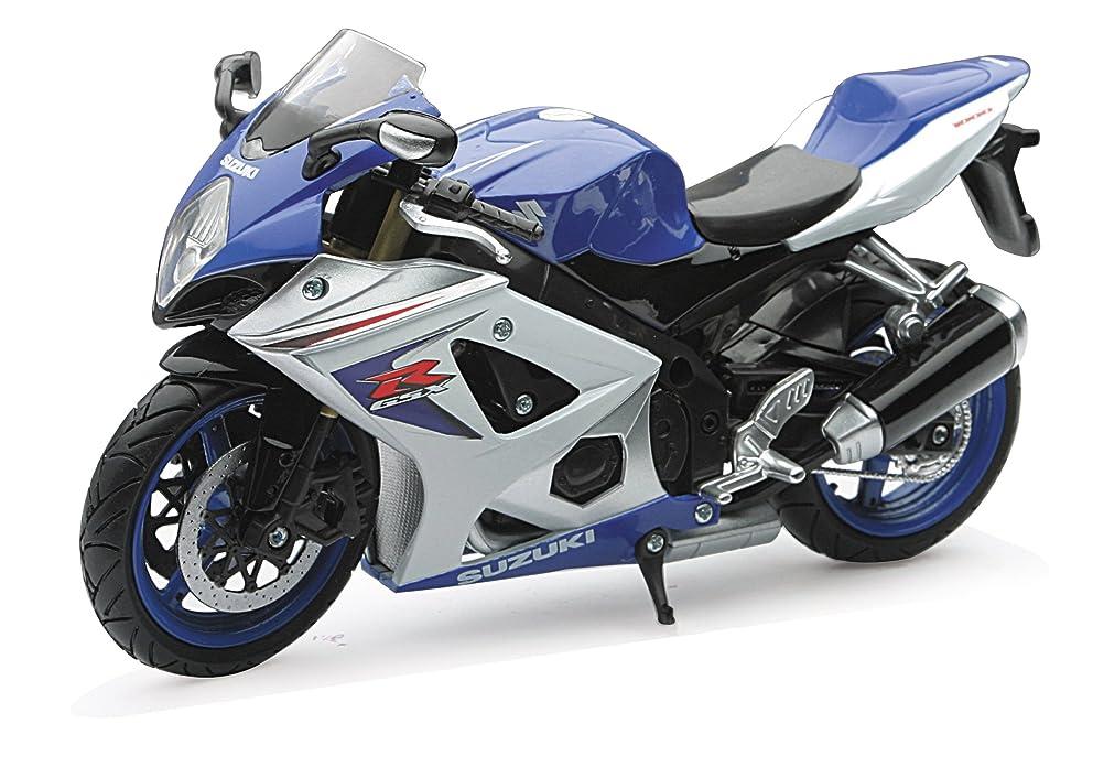 New Ray Motorcycles 1:12 2008 Suzuki Gsx-R R1000 (Random colors)