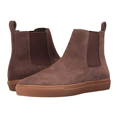 Steve Madden Dalston (Taupe Suede) Men