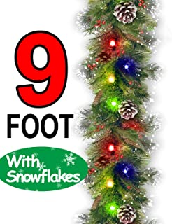 Best christmas lights and garlands Reviews