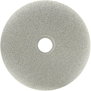 uxcell 100mm 4-inch Grit 320 Diamond Coated Flat Lap Disk Wheel Grinding Sanding Disc