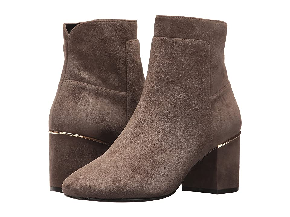 Cole Haan Arden Grand Bootie (Morel Suede) Women