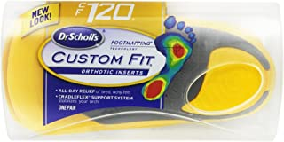 Dr. Scholl's Custom Fit Orthotic Inserts, CF 120