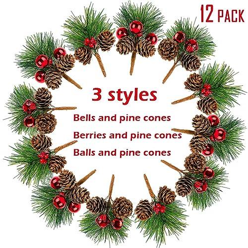 Christmas Wreath Decorating Supplies: Amazon.com