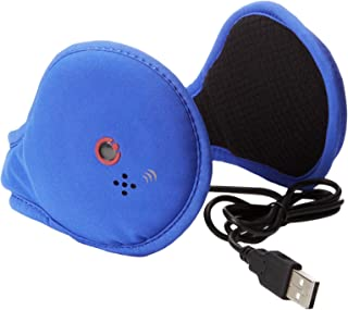 180s Bluetooth II Ear Warmer Head Phone, Dazzling Blue, One Size
