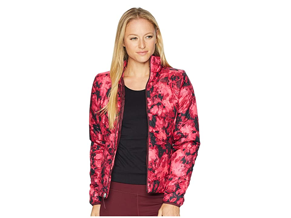 The North Face Bombay Jacket (Fig Snowfloral Print) Women
