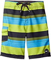 O'Neill Kids - Santa Cruz Stripe (Little Kids)