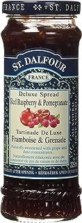 St. Dalfour Raspberry Pomegranate Fruit Conserve (6x10oz)