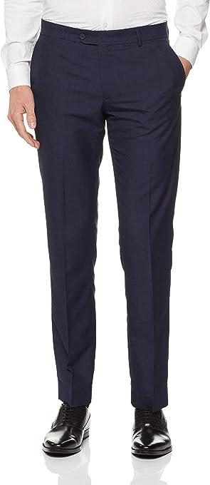 Bracks Men's Microcheck Trouser