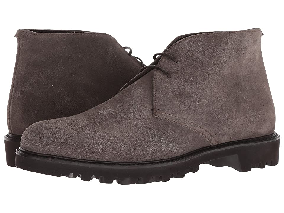 Giorgio Armani Suede Boot (Urban) Men