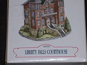 1 X The Americana Collection AH39 Liberty Falls Courthouse