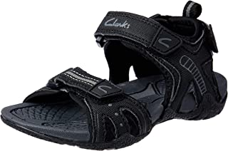 Clarks Boys' Nail Fashion Sandals