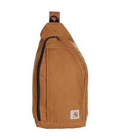 Carhartt Mono Sling (Carhartt Brown) Cross Body Handbags