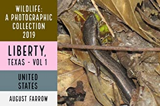 Wildlife: 3 Days in Liberty, Texas - 2019: A Photographic Collection, Vol. 1 (Wildlife: Liberty, Texas)