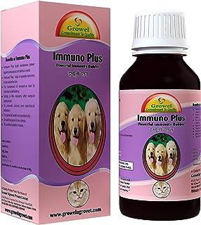 Growel Immuno Plus- Dog, Puppy & Cat Tonic (100 ml)