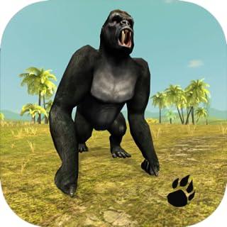 Wild Gorilla Simulator
