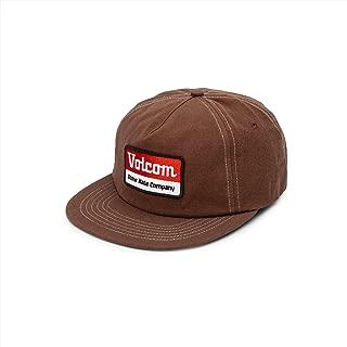 Volcom Men's Stone Quarry 5 Panel Custom Snap Back Hat