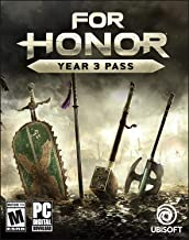 for honor year 3 pass ps4