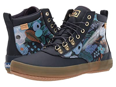 Keds Scout Boot Garden Party (Navy Multi) Women