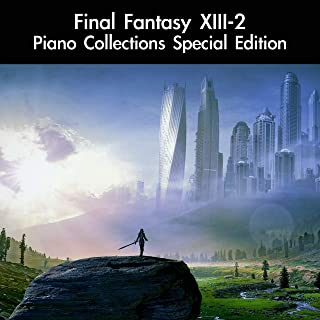 Final Fantasy XIII-2 Piano Collections Special Edition