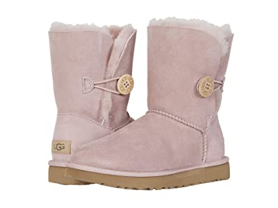 UGG Bailey Button II (Pink Crystal) Women