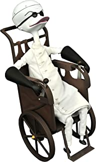 Diamond Select Toys The Nightmare Before Christmas: Dr. Finkelstein Deluxe Cloth Doll