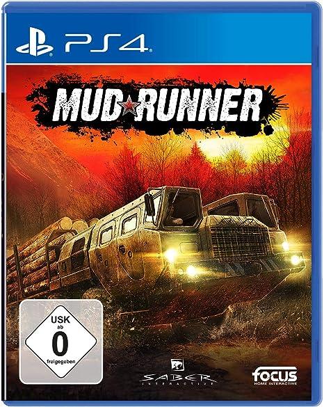Spintires: MudRunner - PS4 [Importación alemana]