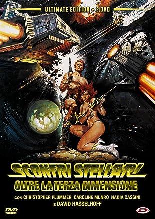 scontri stellari oltre la terza dimensione - ultimate edition (first press) DVD Italian Import