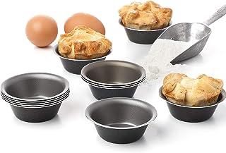 Maxi Nature Kitchenware トルテ タルトレット 型 12個セット ミニプディング パイ カップケーキ マフィン ダリオール型 タルト