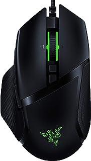 Razer Basilisk v2 Wired Gaming Mouse: 20K DPI Optical Sensor, Fastest Gaming Mouse Switch, Chroma RGB Lighting, 11 Program...