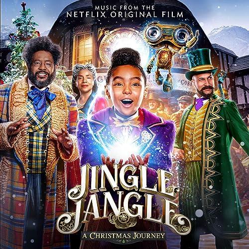 Jingle Jangle: A Christmas Journey (Music From The Netflix Original Film) by Various artists on Amazon Music - Amazon.com