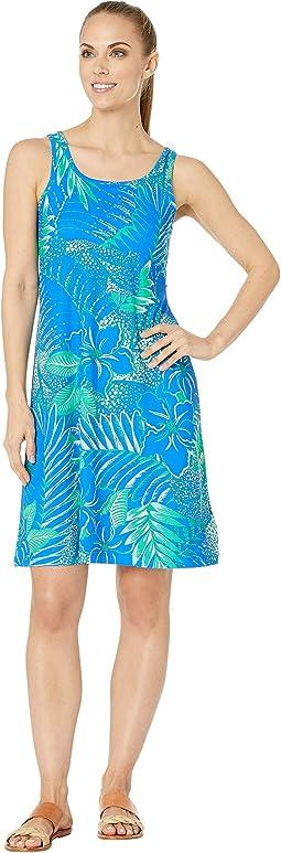 Blue Macaw Print