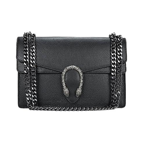 ca83bff5347 RACHEL Italian cross body chain bag