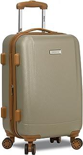Dejuno Legion Hardside Spinner TSA Combination Lock Carry-on Suitcase