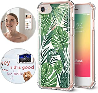 iPhone 6/6S/7/8 Case, TiTiShark Premium Anti Gravity Protective Case [Hands-Free Case], Rainforest Design Interior Printed Clear Case for Apple iPhone 6/6S/7/8